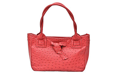 Ostrich Leather Handbags